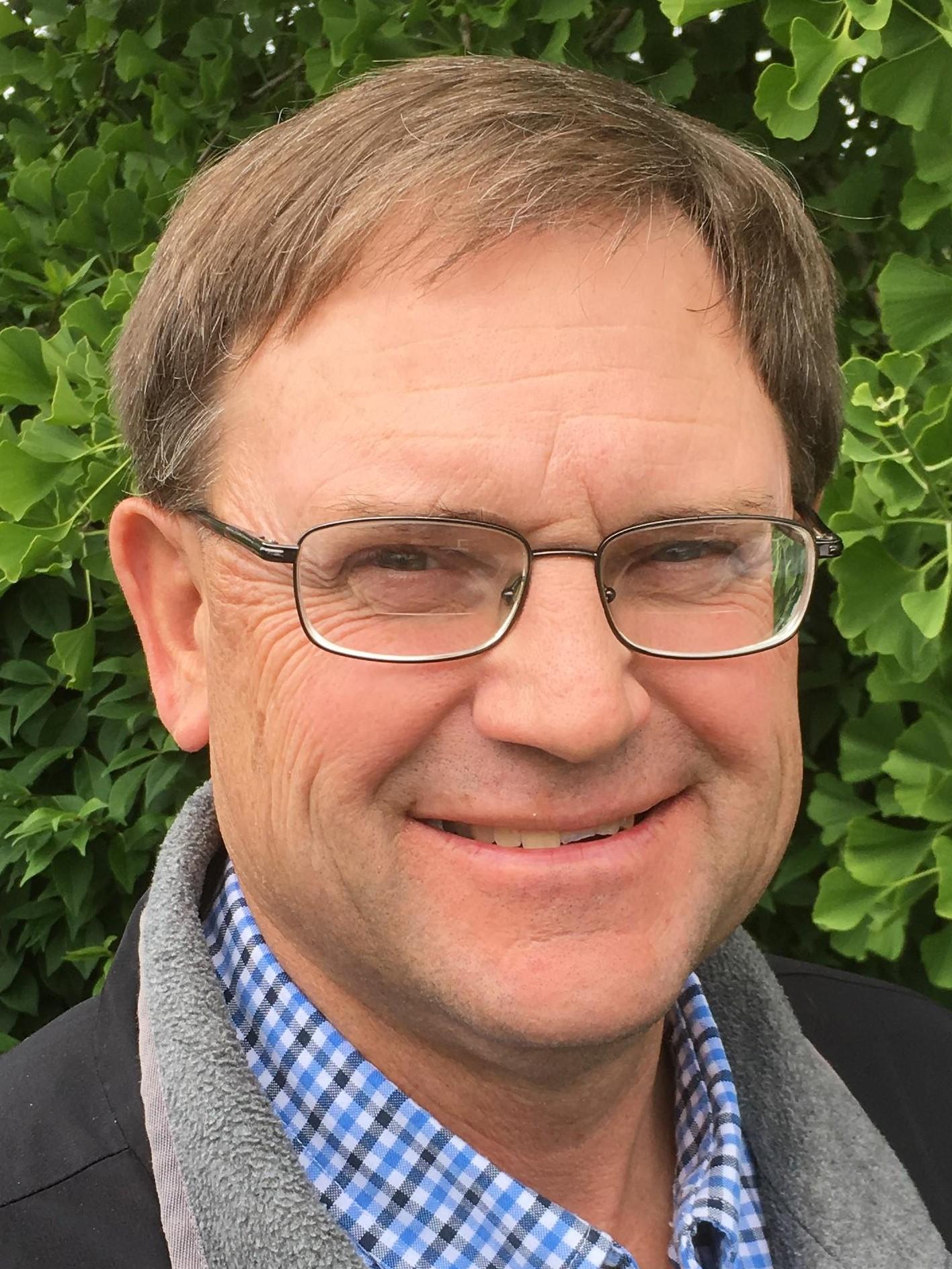 Geoffrey Vanden Heuvel