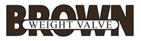 1Brown Valve Logo