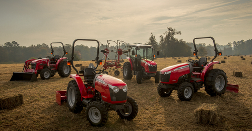 New Products: Massey Ferguson 1700M Series Compact Tractor | Dairy