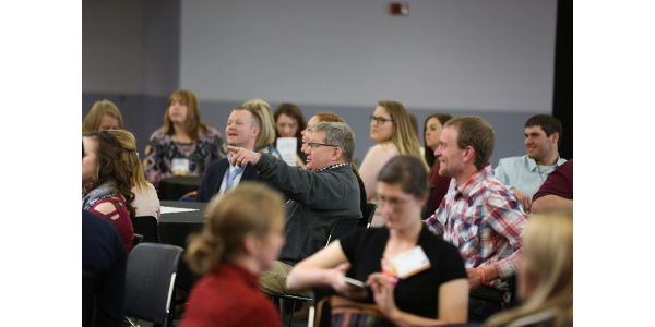 The sessions are designed to provide continuing education to dairy farmers and allied industry wanting to retool or who are at a crossroads in their dairy career. (Courtesy of PDPW)